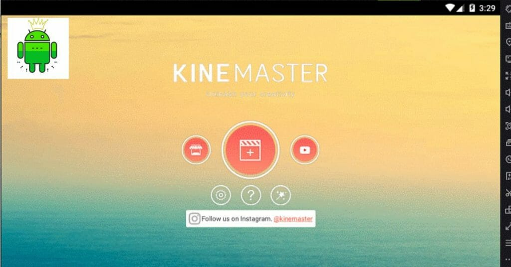 How to install mod apk kinemaster Nox playes