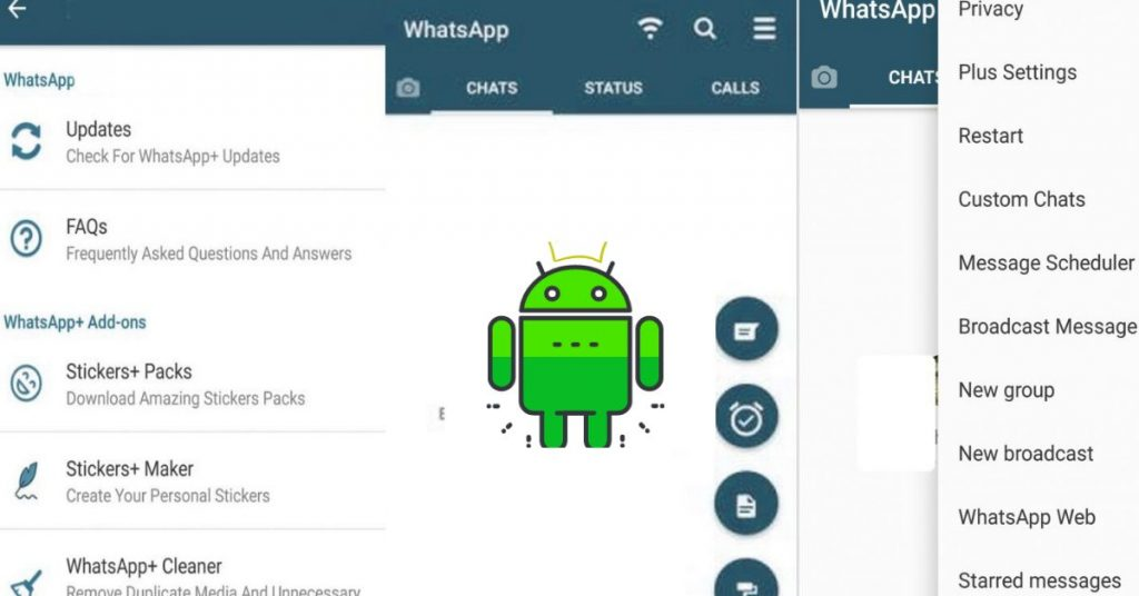 Royal whatsapp apk functionalities and features